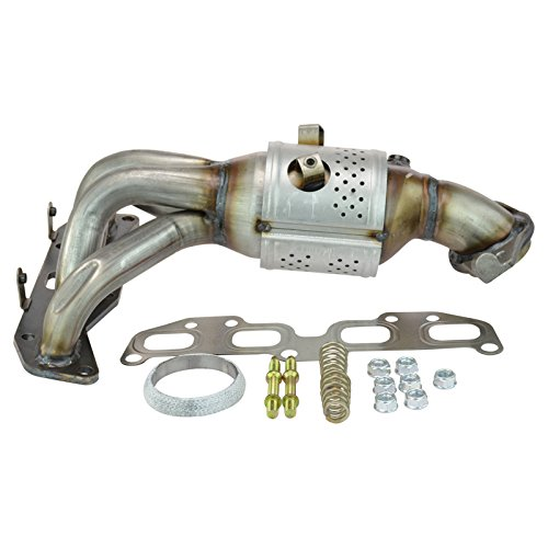 - Exhaust Manifold w/Catalytic Converter 2.5L for 02-06 Nissan Sentra Altima