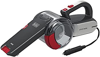 Black & Decker 12V Pivot Automotive Vacuum