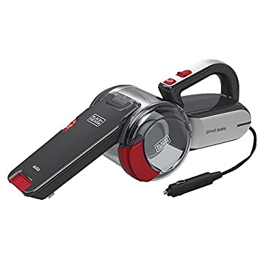 Black & Decker BDH1200PVAV 12V Pivot Automotive Vacuum - Corded