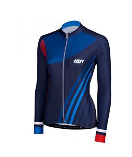 JAW Gallup Series Women's Jersey is built for riders who demand endurance and all day comfort. The Jersey of choice for the serious rider