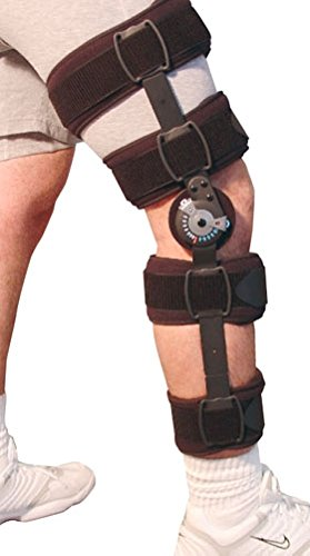 "AliMed 64396 Knee Brace Cool 24"" X-Large"