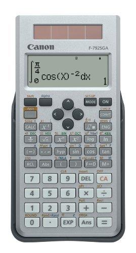 5 X Scientific Calculator CANON F-792SGA