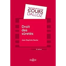 Droit des sûretés (Cours) (French Edition)