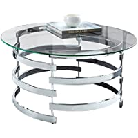 Steve Silver Company Tayside Cocktail Table, 35W x 35D x 18H