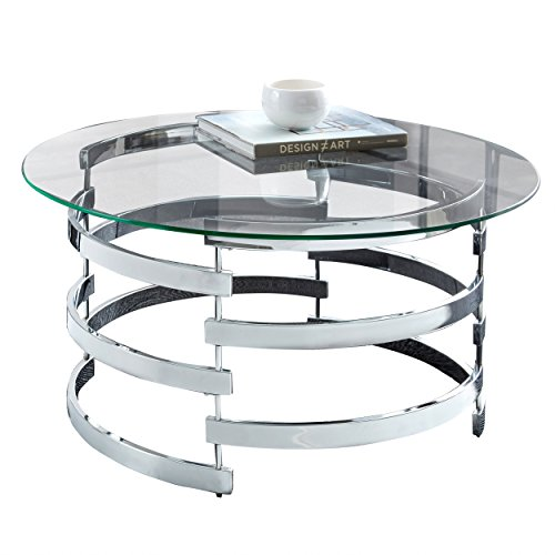 Steve Silver Company Tayside Cocktail Table, 35
