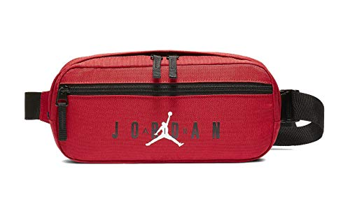 Nike Air Jordan Jumpman Crossbody Bag (One Size, Gym Red) (Best Nike Air Jordans)