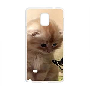 Cartoon Cute Cat Kitty Kitten Phone For Iphone 6Plus 5.5Inch Case Cover