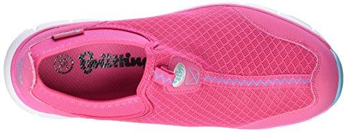 Bruetting Easy Slip in Damen Slipper Türkis (pink/tuerkis)
