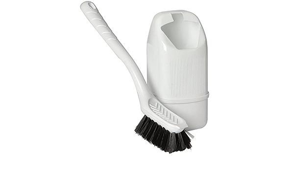 Bocamp-Holland WC-cepillo para limpieza de inodoro fkanhängerteile-inodoro // Muy pequeñas para caravanas inodoro WC química Camping inodoro