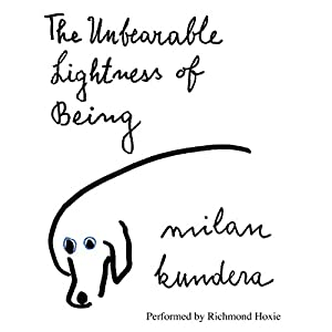 The Unbearable Lightness of Being Audiobook