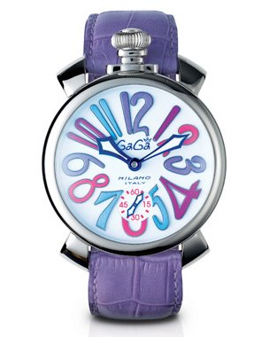 [ガガ ミラノ] GAGA MILANO 腕時計 MANUALE 48MM ステンレス 時計 5010.09S メンズ [正規品] B00QOMLD40