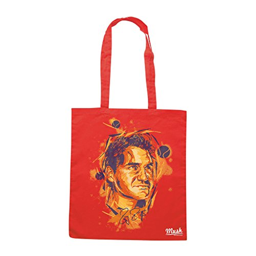 Borsa FEDERER CAMPIONE - Rossa - SPORT by Mush Dress Your Style