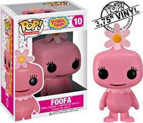 Funko POP Television: Foofa Vinyl Figure - Yo Gabba Gabba Vinyl Shopping Results