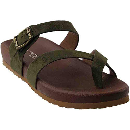 Pictures of Corkys Heavenly Women's Sandal Brown One Size 1