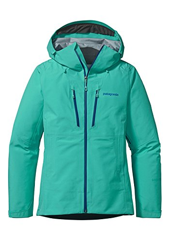 Patagonia Women's Triolet Jacket Howling Turquoise Size L