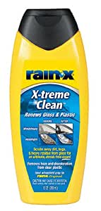 Rain-X 5080217 X-treme Clean Glass Cleaner - 12 oz.