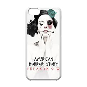 American Horror Story Unique Design Cover Case with Hard Shell Protection for Iphone 5C Case lxa#914765