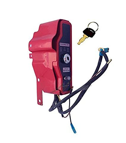 amazon com : everest parts supplies gx620 20hp gx670 24hp ignition switch &  box with keys gas engine : garden & outdoor