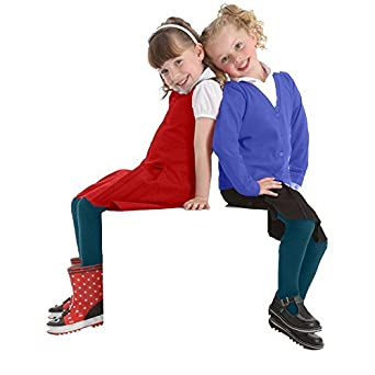 Rebecca Kids semi opaque tights range of colours by Lady K
