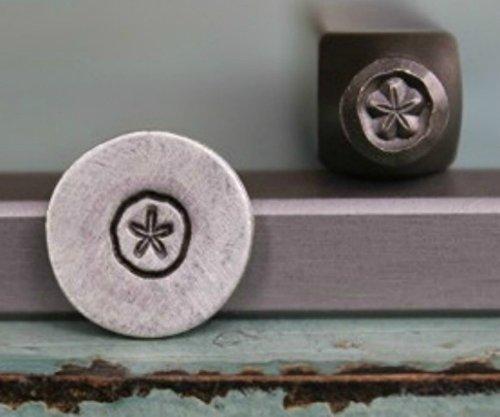 Brand New Supply Guy 5mm Sand Dollar Metal Punch Design Stamp CH-33
