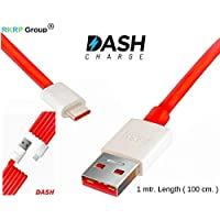 RKRP Group : Fast Dash Charging C-Type USB Cable for One Plus + 6T, 6, 5T, 5, 3T, 3, 2