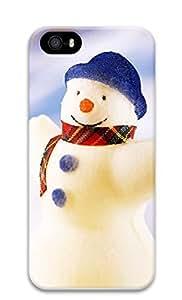 Case For Sam Sung Galaxy S4 Mini Cover Happy Snowman Christmas 3D Custom Case For Sam Sung Galaxy S4 Mini Cover