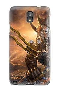 For ZippyDoritEduard Galaxy Protective Case, High Quality For Galaxy Note 3 Rengar Skin Case Cover