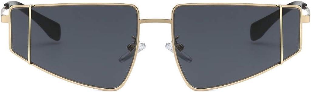 Occhiali da sole unisex alla moda Uomo Occhiali da sole retr/ò vintage a forma di Occhiali da sole fashion Occhiali da sole fashion UV400 Classic