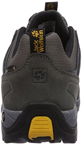 Jack Wolfskin VOJO HIKE TEXAPORE Zapatillas deportivas para Montaña Hombres gris