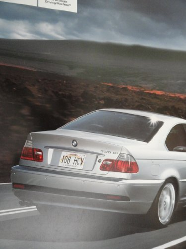 Bmw Brochure Sales - 2006 BMW 325Ci / 330Ci Sales Brochure