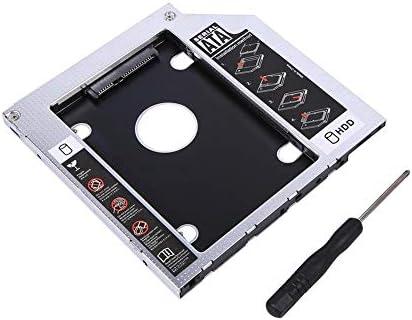 Garsent - Adaptador de Disco Duro SATA DE 9,5 mm a SATA 2º HDD de ...