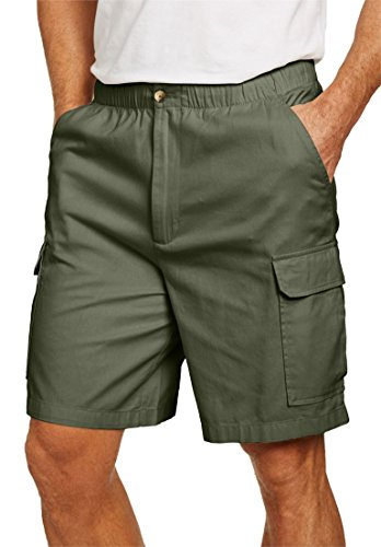 Kingsize Mens Knockarounds Cargo Shorts