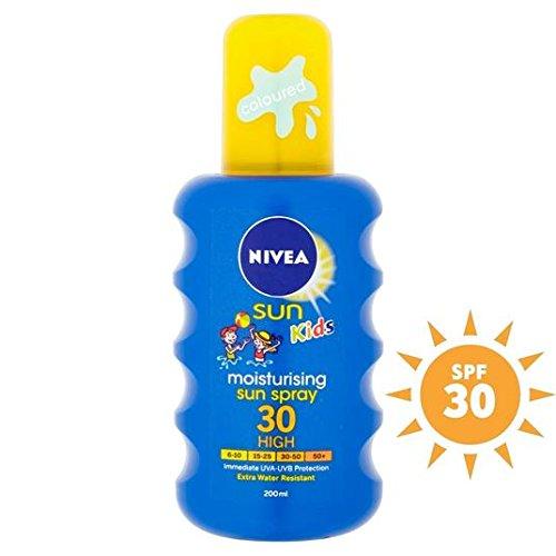 Coloré de Nivea Sun Kid spray SPF 30 200ml