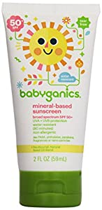 Babyganics Cover-Up Baby? Sunscreen Lotion SPF 50 -- 2 fl oz