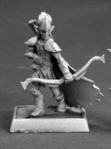 Reaper Miniatures 60101 Pathfinder Series Mini Kiramor The Forest Shadow Miniature by Reaper