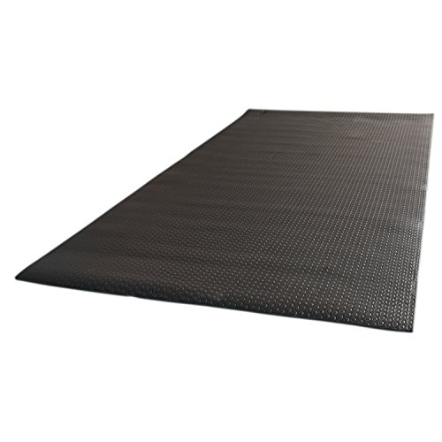 "CAP Barbell Circle Textured Equipment Mat, 40"" x 108"