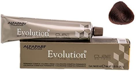 Alfaparf Milano Evolution of the Color CUBE 3D TECH 2.05oz ...