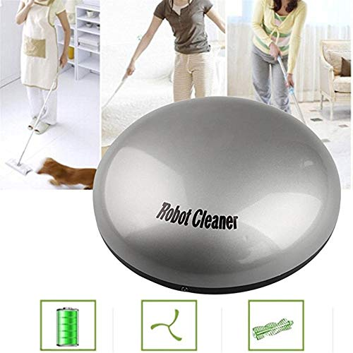 Price comparison product image Useful Small Tool Round Intelligent Automatic Robotic Vacuum Cleaner Mini Sweeping Sweeper Machine for Thin Carpet and Hard Floor