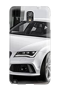 IJvGqhj724vsIkd CaseyKBrown Awesome Case Cover Compatible With Galaxy Note 3 - Audi Rs7 11