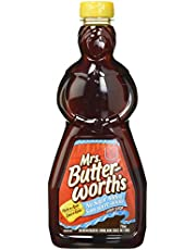 Mrs. Butterworth's Syrup, No Sugar Added, 710ml, 1 Pack