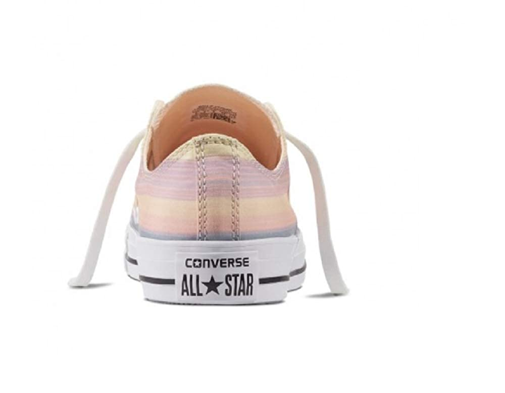10aefdbf80f90d Converse All Star CTAS OK Barely Orange Blue Granite Multi-Coloured UK 9 EU  42.5  Amazon.co.uk  Shoes   Bags
