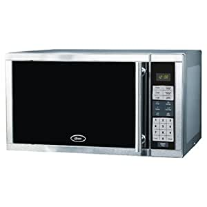 Amazon Com Oster 0 9 Cuft 900 Watt Digital Microwave