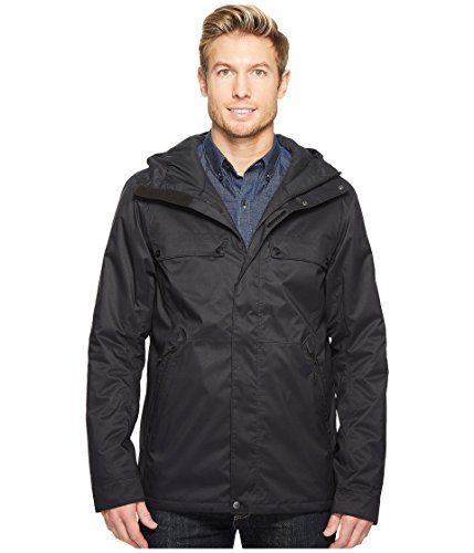 The North Face Insulated Jenison Jacket Tnf Black Men S Coat