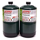 Coleman Propane Fuel Case of 6