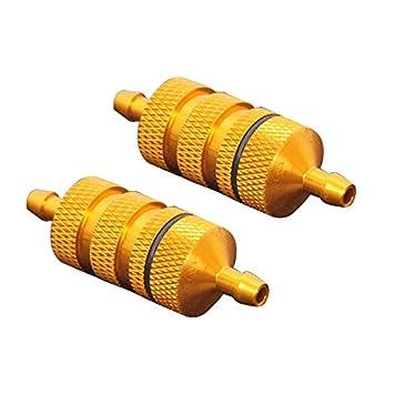 R Air Filter Sponge Open Alloy Aluminum 04104 for 1//10 RC Hobby Model Nitro Car,gold TOOGOO
