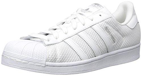 adidas Men's Superstar Circular Knit Fashion Sneakers - W...