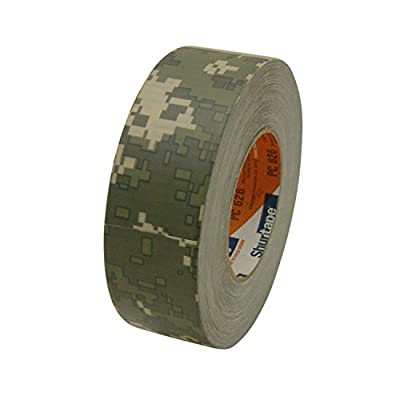 "Shurtape PC-626/ADCAM260 PC-626 Duct Tape: 2"" x 60 yd. (ACU Digital), Camouflage from Shurtape"