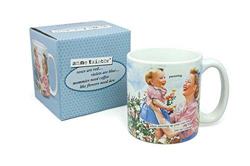 Anne Taintor Coffee Mug - Parenting