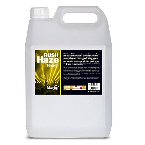 Martin Pro Haze Fluid 2.51 Gallons/9.5 Liters Haze Machine Fluid by Martin Professional