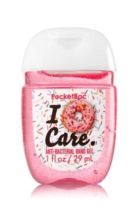 Bath & Body Works PocketBac Hand Gel I Donut Care]()